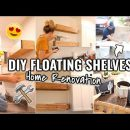 DIY HOME RENOVATION PROJECTS!!😍 ARIZONA FIXER UPPER | DIY HOME DECOR USING THE CRICUT JOY