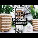 MODERN FARMHOUSE DIY DECOR | DIY HOME DECOR IDEA 2020 | HIGH END!