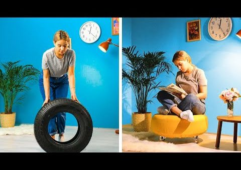 40 STYLISH DIY DECOR ITEMS FOR YOUR ROOM || 5-Minute Decor Tips To Upgrade Your Home!