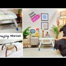 How To Give Old Furniture Amazing NEW Look + DIY Home Decor Ideas ft.AsianPaints #livingroommakeover