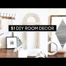 DIY Room Decor! $1 Dollar Tree DIY Boho Decor *Anthropologie Inspired*
