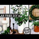$1 DIY HOME DECOR IDEAS   DOLLAR TREE DIY's 2021   Anthropologie Inspired