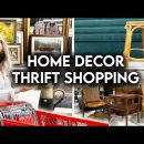 HOME DECOR THRIFT SHOP WITH ME 2021 | BUDGET FRIENDLY