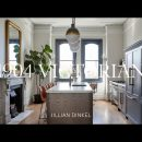 An Interior Designer's Own Apartment With An Open Kitchen and Living Area (House Tour)