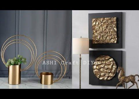 DIY Room Decor | DIY home Decoration Ideas | Handmade Things| DIY Wall Decor| ASHI Craft DIYS