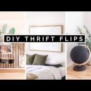 DIY THRIFT FLIP HOME DECOR | HIGH-END LOOKS FOR LESS