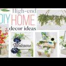 🌿 High-end Home Decor Ideas made on a Budget | DIY Home Decor Ideas | Creative Champion Contest