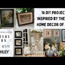 16 DIY PROJECTS INSPIRED BY THE TOP SELLING HOME DECOR OF 2021