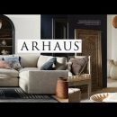 ARHAUS FALL 2021 Stunning Interior Design