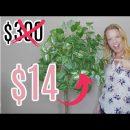 HIGH END Dollar Tree DIY Room Decor Ideas – Save HUNDREDS! 💲💵💲